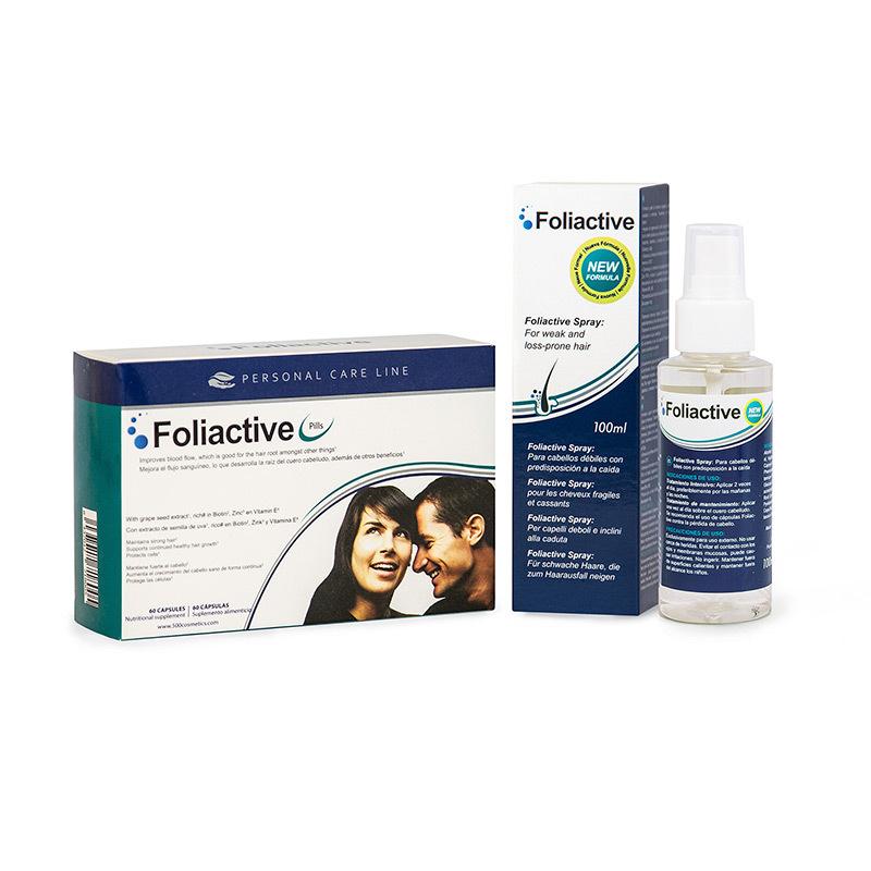 Foliactive Pills + Foliactive Spray