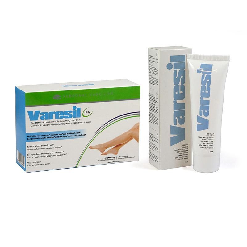 Varesil Pills + Varesil Cream